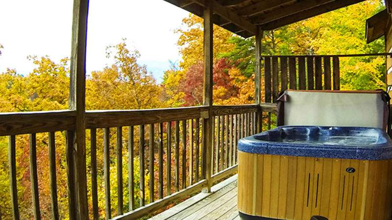 Fall Hot Tub Preparation