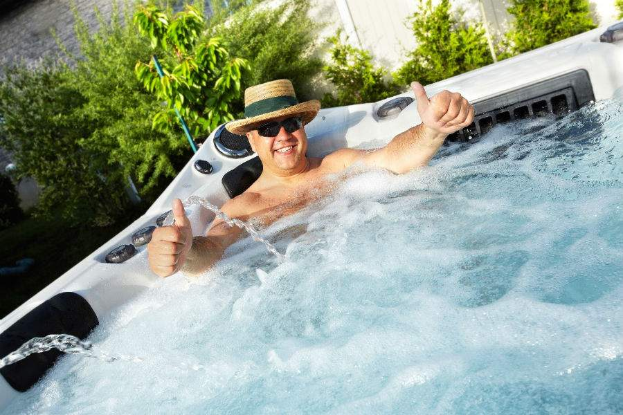INVEST IN YOUR OWN SWIM SPA OR HOT TUB