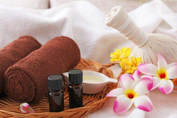 aromatherapy fragrances are known to have very calming effects to help you sleep