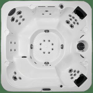 dimension one meridian hot tub