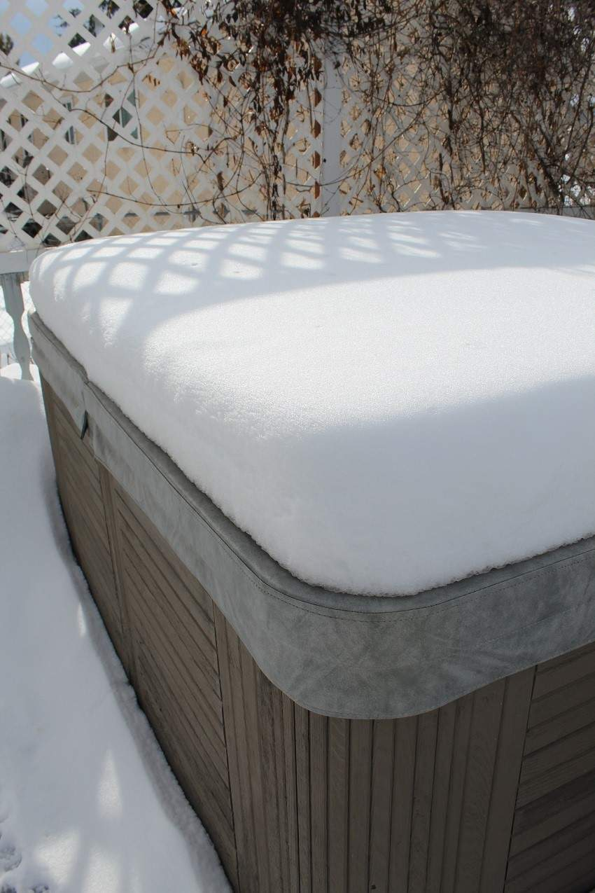 Protect Your Hot Tub During Storms
