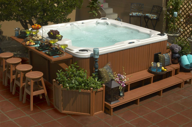 Enjoy your time at home - Transform your backyard into a luxury oasis